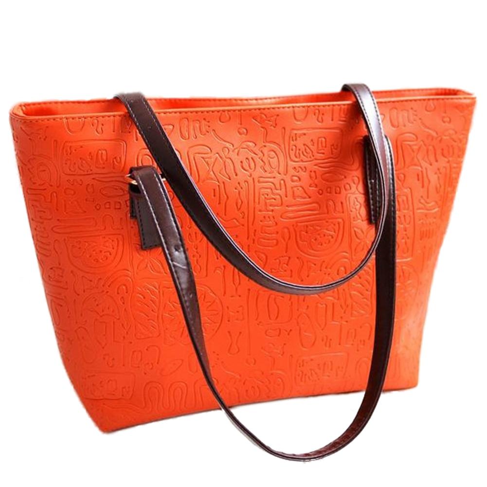 Fashion female bag, han edition fashion handbags, new oracle women bag single shoulder bag