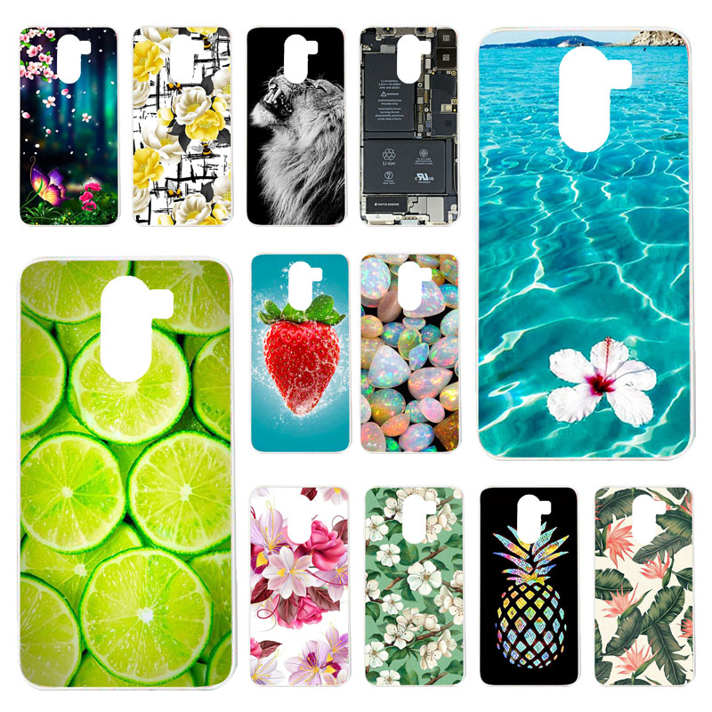 TAOYUNXI Patterned Case For Wileyfox Swift 2X Case Silicone Soft TPU Back Cover For Wileyfox Swift 2 Case Phone Bumper Bags