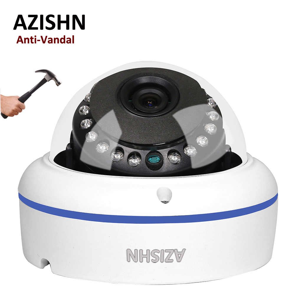 CCTV AHD camera 3MP/4MP VandalProof Anti-Vandal metal Waterproof IP66 DOME outdoor 15IR LEDS Security Surveillance Camera IR Cut aokwe 1080p 2mp ahd camera megapixels 3 6mm lens vandal proof ir dome ahd camera cctv security camera