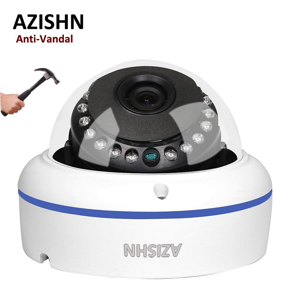 CCTV AHD camera 5MP VandalProof Anti-Vandal metal Waterproof IP66 DOME outdoor 15IR LEDS Security Surveillance Camera IR Cut