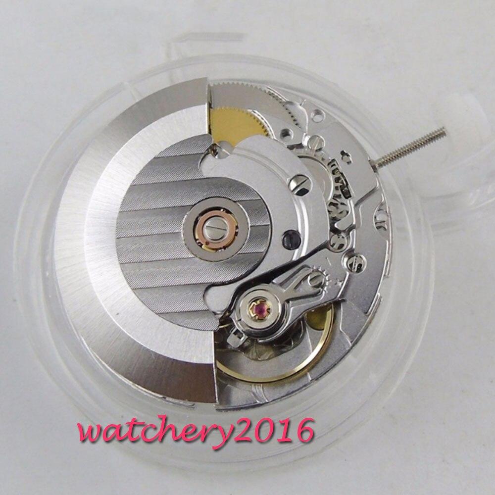 PARNIS classique vintage mécanique ST 2824 2 affichage de Date ajustement mouvement automatique-in Outils et kits de réparation from Montres    3