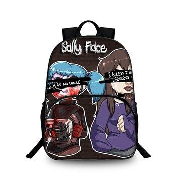 c15cb67423211 27.53 zł. Gra Sally twarzy uczeń plecak dla chłopców dziewczyny torby  szkolne dzieci ...