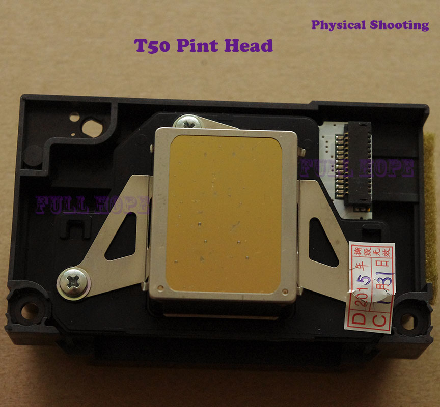 Original F180000 Print head Printhead For Epson R280 R285 R290 R295 R330 RX610 RX690 PX660 PX610 P50 P60 T50 T60 T59 TX650 L800 все цены