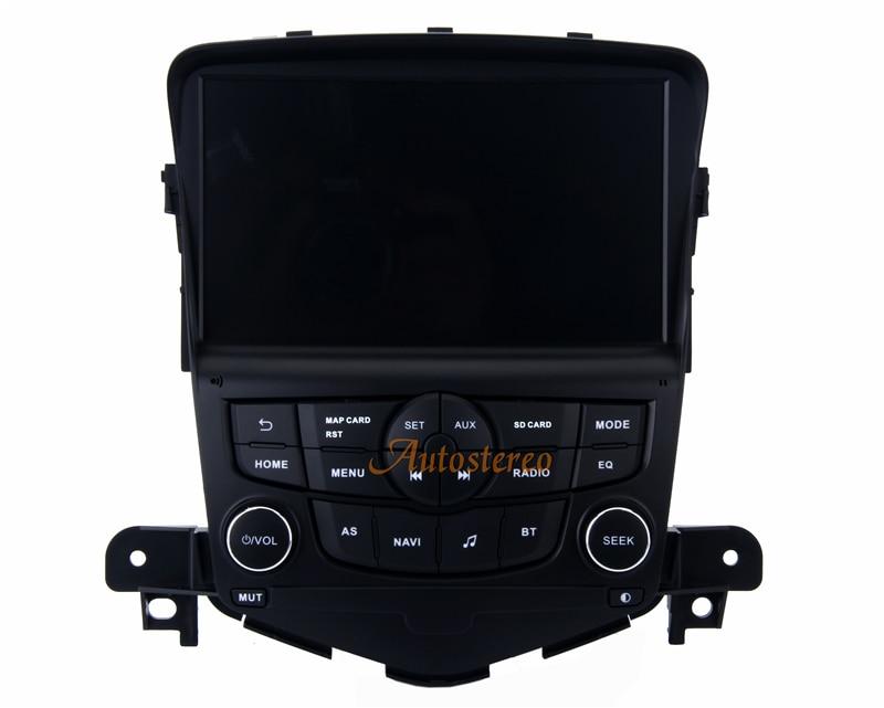 2GB RAM Android 7.1 6.0 Car GPS Radio Stereo Head Unit for Chevrolet Cruze 2008-2011 GPS Navigation Sat Nav Multimedia System car 2 din radio android 7 1 gps navi for chevrolet cruze autoradio navigation head unit multimedia video play stereo 2gb ram