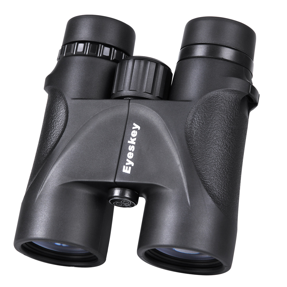 Eyeskey Military HD 10x42 BAK4 Binoculars Long Range Professional Hunting Telescope wide-angle Zoom Vision No Infrared Eyepiece