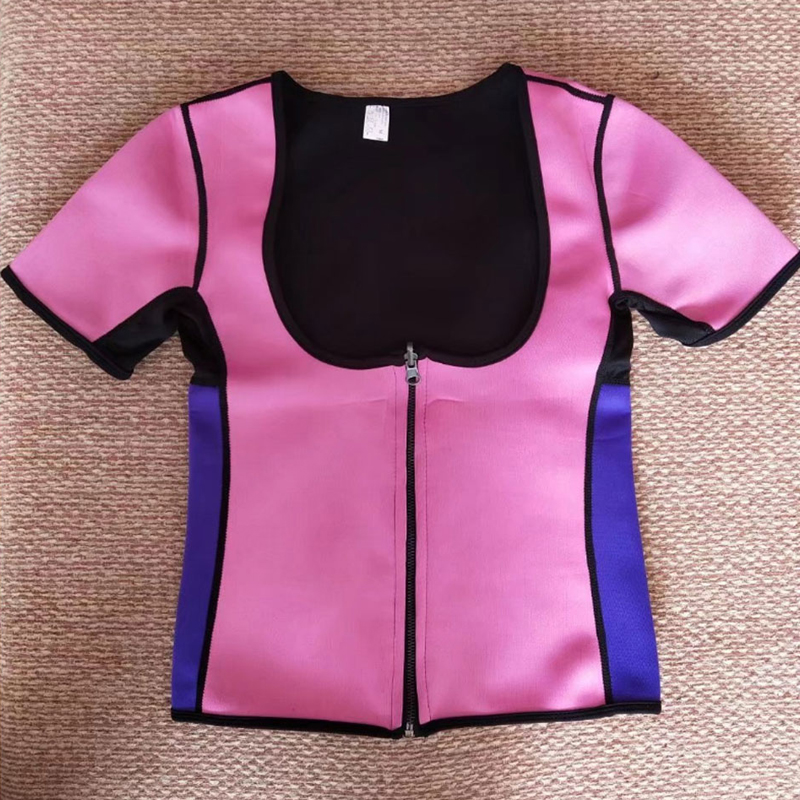 Waist Slimming Products Neoprene Slimming Vest Slimming Corset Belt Shoulder Back Waist Trainer Women Fat Burning Weight Loss