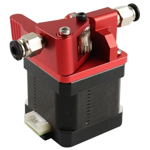 Image 4 - Aluminium Cr 10S Pro Ender 3 Btec Double Gear Pulley Extruder Upgrade + For Cr 10S Pro Ender 3 Tornado Diy 3D Printer Parts