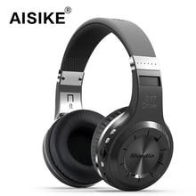 Bluedio H+ Casque Audio Auriculares Bluetooth Headset Big Earphone Head Phone Computer PC Cordless Wireless Headphone Microphone