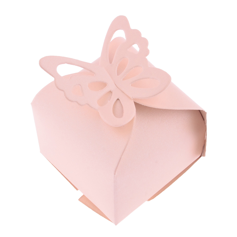 New Arrival 10pcs/set Romantic Wedding favors Decor Butterfly DIY ...