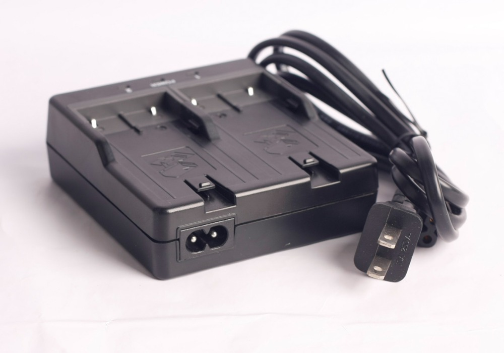 BC-30D DUAL Charger For TOPCON BT-62Q BT-65Q BT-66Q Battery bc 27m battery charger for topcon sokkia