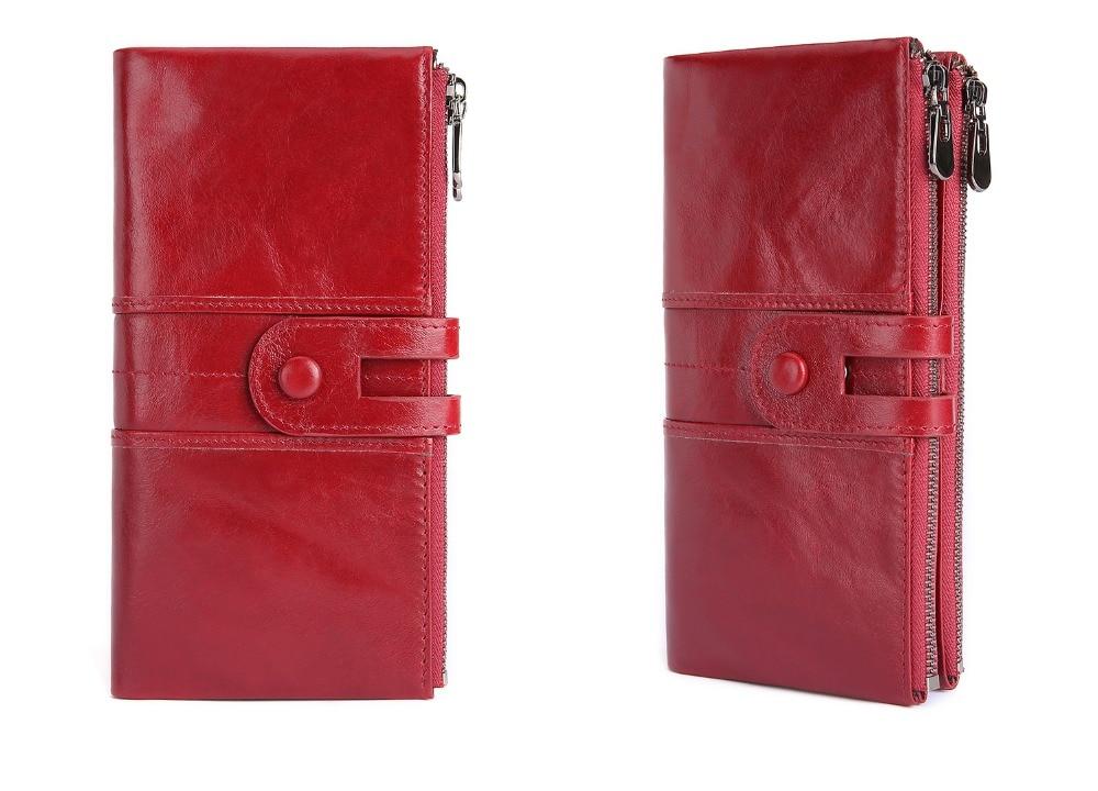 2072--Genuine Leather long Women Wallet-Casual Clutch Wallets_01 (23)