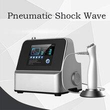 Портативные пневматические, противоударные волновые физиотерапевтическое оборудование, волновая терапия, ударная волна для снижения веса, обезболивающая машина ED