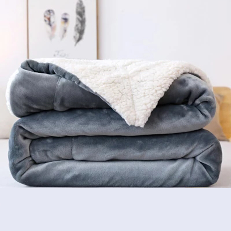 Comfortable Soft Double Baby Blanket Thick Coral Fleece Flannel Sheets Double Nap Air Conditioning Small Quilt Four Seasons Warm Blanket Swaddling Aliexpress