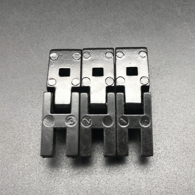 Free Shipping 6Pcs Electric Guitar Double Locking System Locked String Saddles Electric Guitar Tremolo Bridge Accessories-in Guitar Parts & Accessories from Sports & Entertainment    3