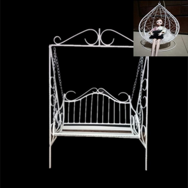 BJD Doll furniture bjd chair cage chair swing chair - yosd msd sd16 все цены