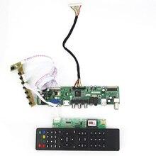 For LTN170BT08 B170PW07 V 0 T VST59 03 LCD LED Controller Driver Board TV HDMI font