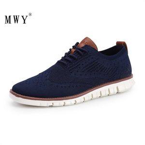 Image 2 - MWY British Style Mens Shoes Casual Breathable Hard Wearing Sneakers Men Zapatillas De Hombre Men Shoes Light Walking Men Flat