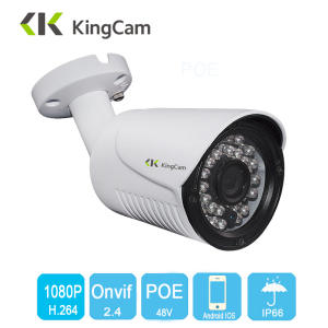 Kingcam IP Camera Network Camera CCTV outdoor Bullet