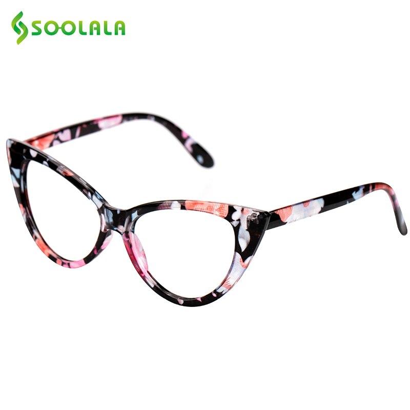 SOOLALA gafas de lectura gafas marco completo + 0,5 0,75 1,0 1,25 1 ...