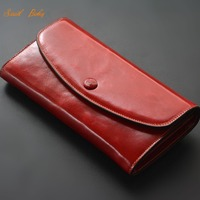 women envelope bag genuine leather wallet bag female cowhide day clutch wallets