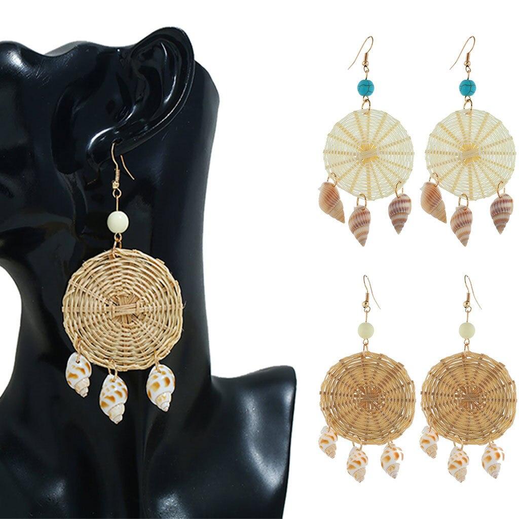 Concha Earrings Handmade