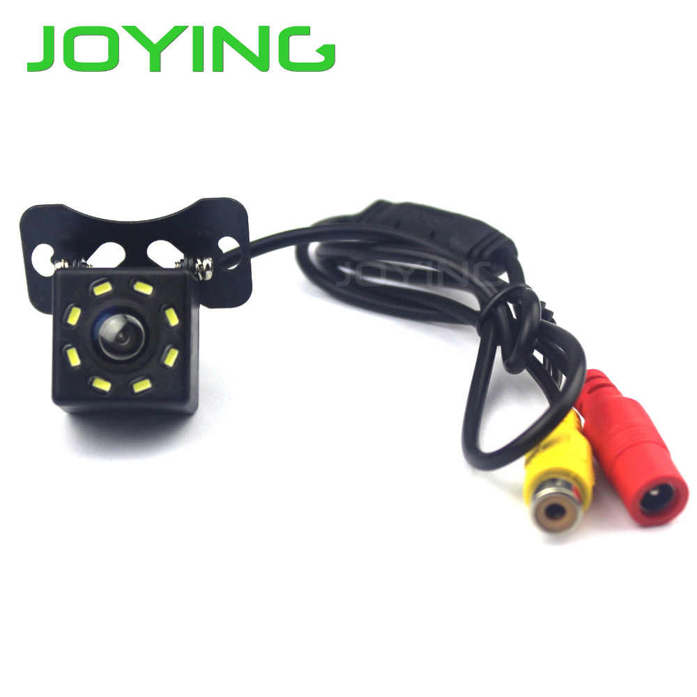JOYING 170 PC 3089 CMOS CAR RADIO STEREO UNIVERSAL HD CAR 8 LED NIGHT LIGHT WATREPROOF REAR VIEW REVERSE BACKUP CAM CAMERA