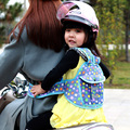 New design motorcycles bicycles electric bicycles riding child safety belts children toddlers red bule