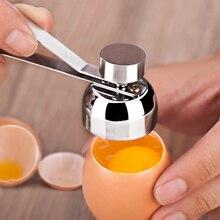 Новые товары для дома ножницы для открывания яиц яйцо фигурки жениха и невесты; режущий нож для ракушек Нержавеющая сталь вареное, сырое яйцо открытым Творческий Кухня набор инструментов