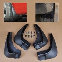 DWCX Простая установка Брызговики с клапаном брызговик брызговики крылья Perfector для Kia Sportage R 2010-2012 2013