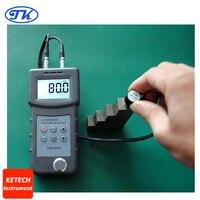 UM6500 Ultrasonik kalınlık ölçer Ölçer Cihazı 1.0-245mm  0.05-8 inç (Çelik) 0.1mm