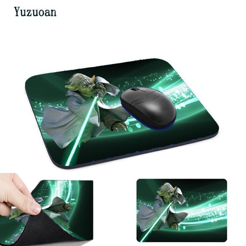 Yuzuoan Звездные войны The Force Unleashed компьютер коврик игровой padmouse геймер Коврики 22*18 см и 25*29 см украсить ваш стол