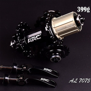 Image 4 - ARC 8 11S Speed 32H MTB Disc Brake Hub Front 2 Rear 4 Palin Bicycle Hub Aluminum Bike Disc Brake Parts Quick Release