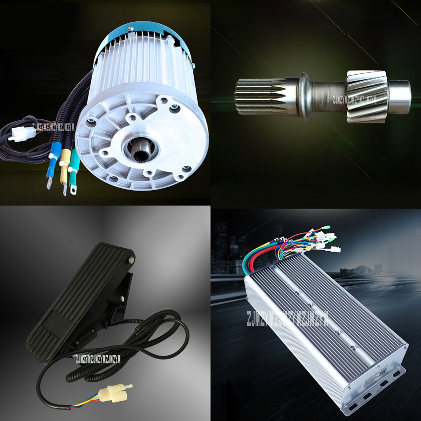 1PC High Power Differential Motor+1PC Differential Controller+1PC Gear Connection Shaft (18Wheel to 15Wheels)+1PC Throttle Pedal контейнер good