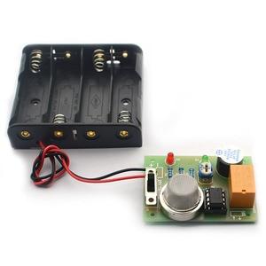Image 5 - CIRMECH MQ 2 Gas Sensor Modul Rauch Gas LPG Butan Wasserstoff Gas Sensor Butan Methan Detektor für Arduino DIY kit