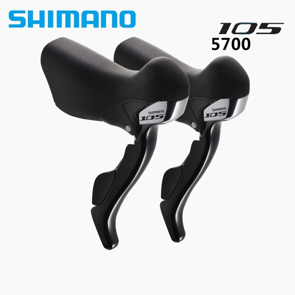 Vélo de route Shimano 105 2x10 vitesses STI manettes de vitesse ST-5700 gauche/droite