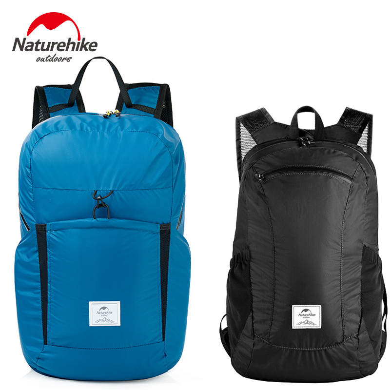 13544b228063 Naturehike Lightweight Packable Durable Travel Hiking Backpack Daypack  Small Package Bag Multifunctional Unisex Folding Backpack