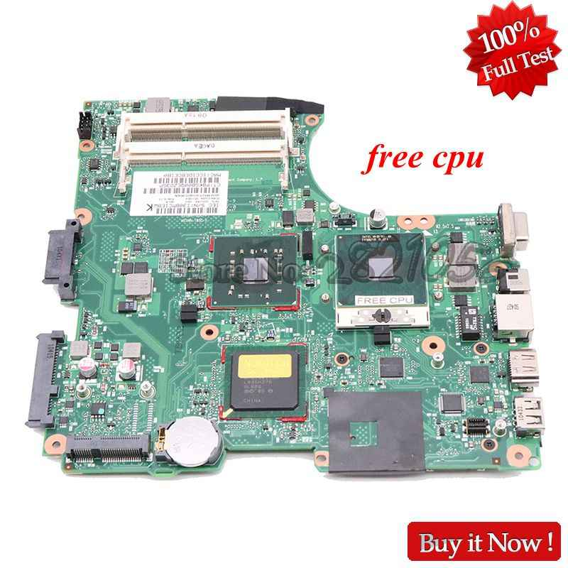 NOKOTION 605747-001 605748-001 para HP Compaq 320 420 620 CQ320 CQ420 CQ620 Laptop Motherboard GM45 DDR3 cpu livre