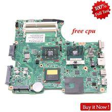 NOKOTION 605747 001 605748 001 HP Compaq 320 420 620 CQ320 CQ420 CQ620 Laptop anakart GM45 DDR3 ücretsiz cpu