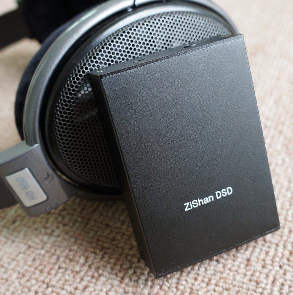 Wooeasy bricolage Zishan DSD AK4497EQ lecteur de musique professionnel sans perte HiFi portable lecteur MP3 Solution dure 2.5 amplificateur équilibré - 3