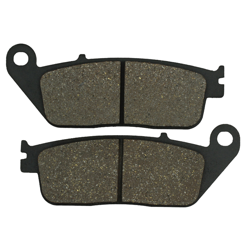 Cyleto Motorcycle Rear Brake Pads for INDIAN Chief Classic 14-17 Chieftain 2014-2017 Roadmaster 2015-2017 Springfield 2016 2017