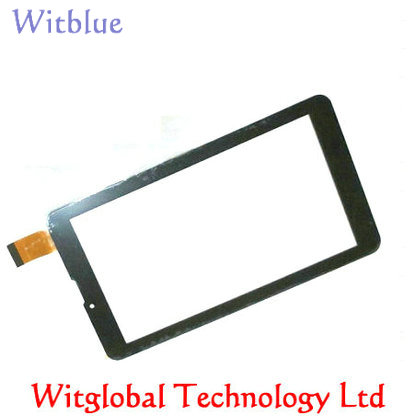 New touch screen For 7 inch DEXP Ursus TS370 3G Tablet Touch panel Digitizer Glass Sensor Replacement Free Shipping new 7 inch tablet touch screen panel digitizer glass sensor for tyf1039v8 free shipping