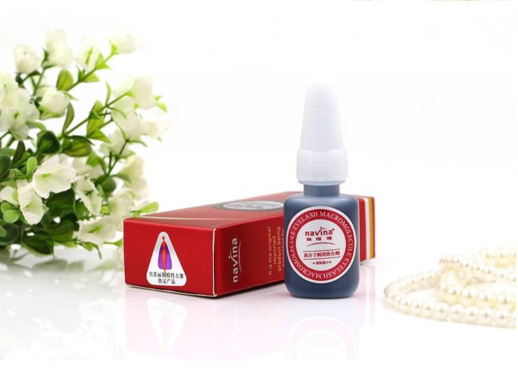 Navina Red Box Professional 10ml Кірпікке арналған - Макияж - фото 3