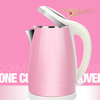 Electric kettle 304 stainless steel large capacity open