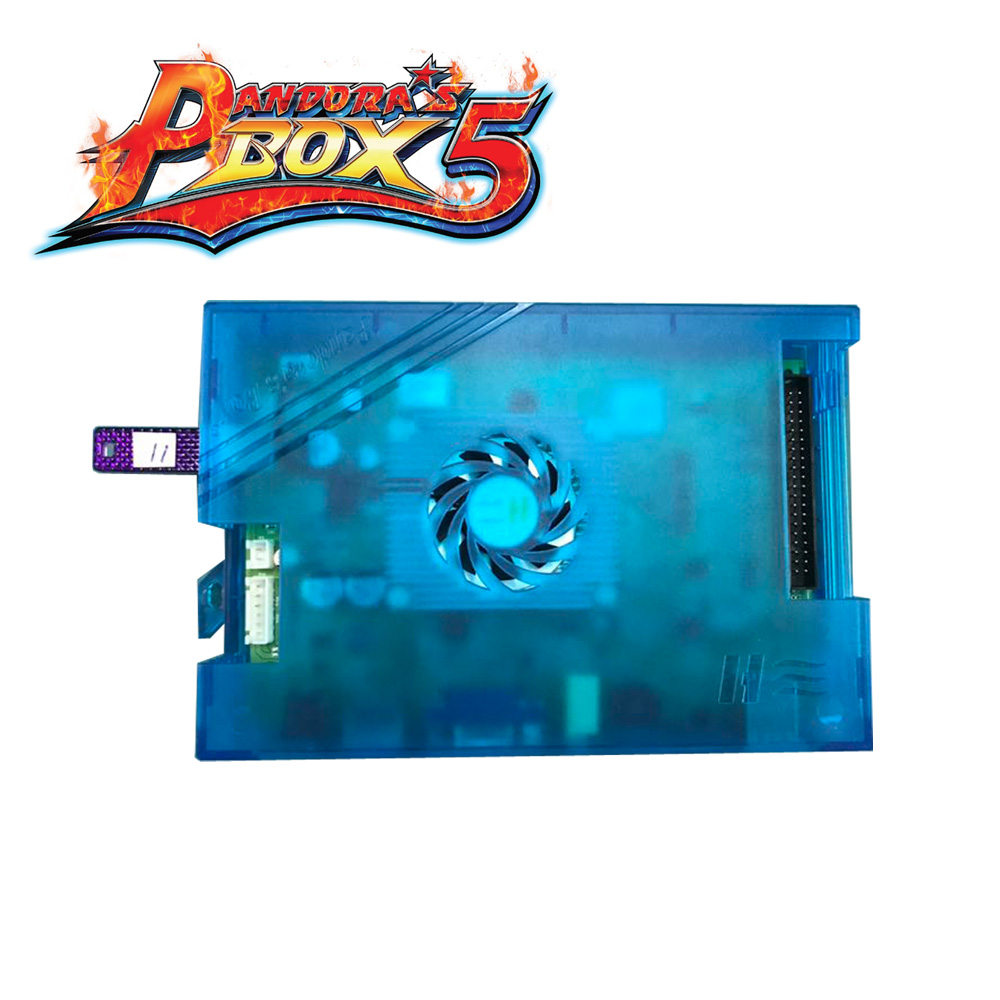 Hot selling factory price Pandora's Box 5 multi pcb,HD VGA output with 960 games for arcade LCD cabinet