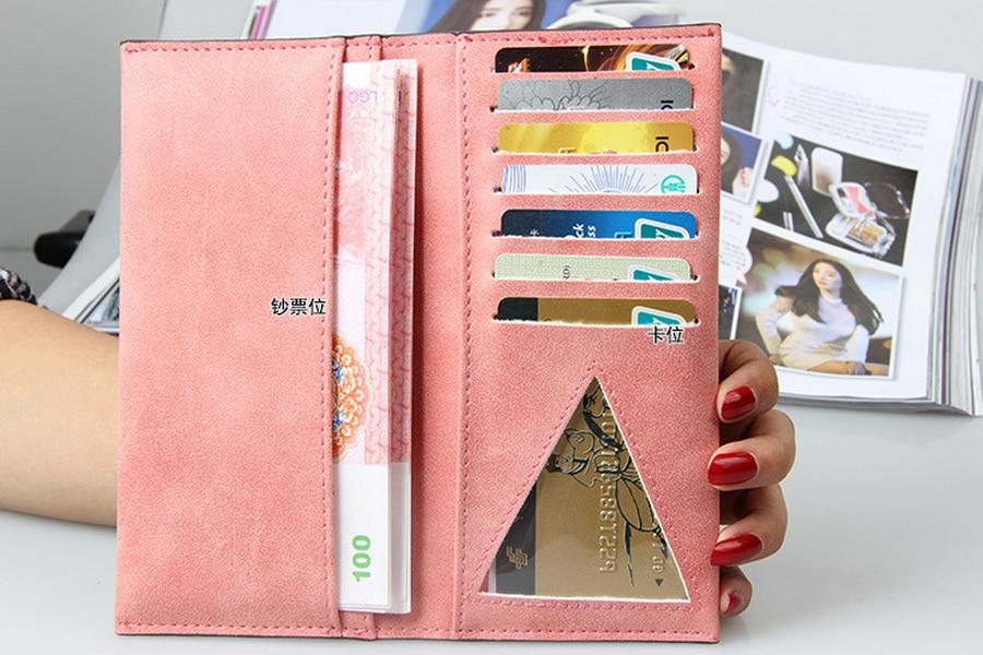 500 9 Falten 6 Matte 7 Oder 3 10 Ems Paket Ultradünne Leder Neue Stücke 2 Kartenhalter Card Retro Wallet Brieftaschen 5 Dhl Version Koreanische Der 4 1 2 Durch 8 Ff4TztxqF