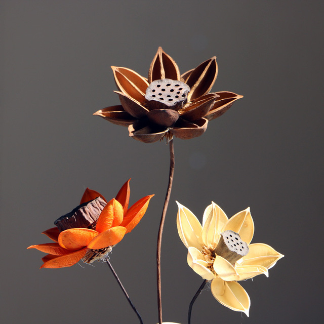 Handmade Dried Flower Branches Household Daily Festival Decroative