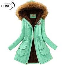 Парки длинная меховой пиджаки воротник толстовки теплая куртки куртка повседневная пальто