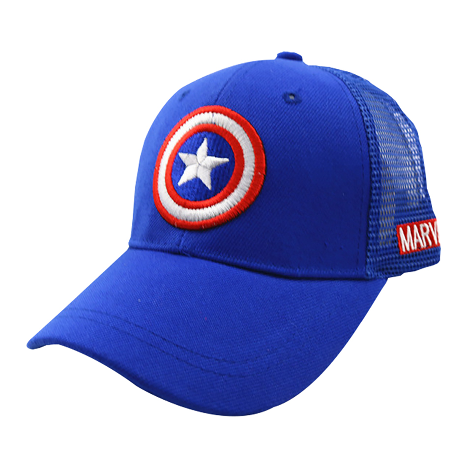 HTB128vWbBGw3KVjSZFDq6xWEpXa4 - 3-10 Yrs Children Hats Superman Baseball Cap Captain America Baby Hip Hop Hats Summer Fashion Boy Snapback Boys Hip Hop Kids Hat