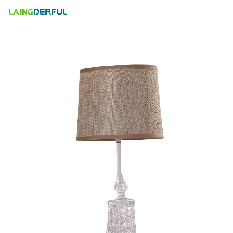 Systematic Laingderful Lampshades For Lamp Desk Lamp Cover Hotel Home Lamp Decorate Protect European Style Lampshade Driving A Roaring Trade Lights & Lighting