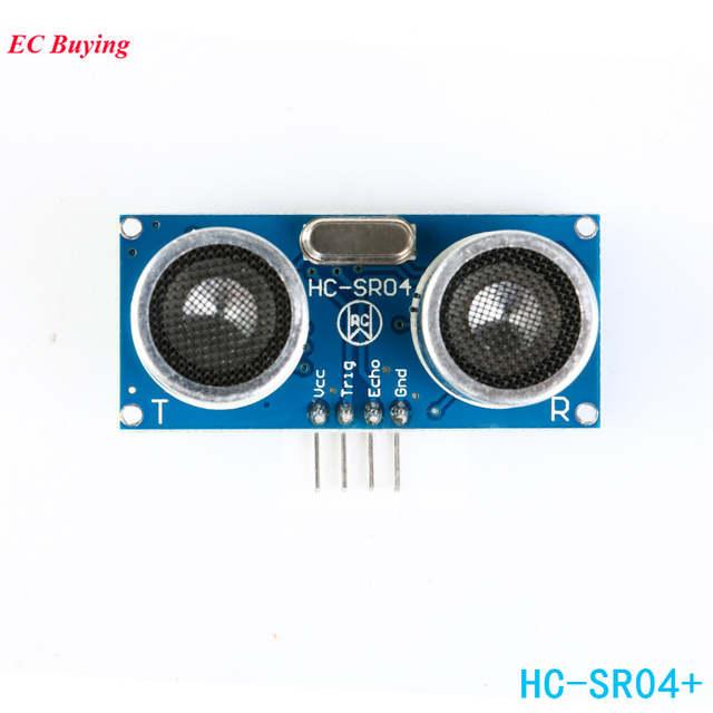 HC-SR04 Plus Ultrasonic Sensor Module HC-SR04+ for Arduino Ultrasonic  Distance Measuring Board 3 3V 3 5V Electronic DIY PCB